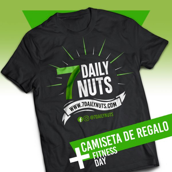 camiseta 7DailyNuts